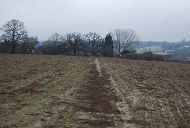 Footpath to Vexour