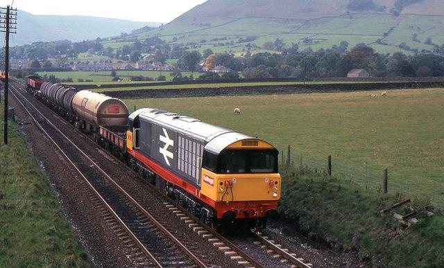 Railway near Edale