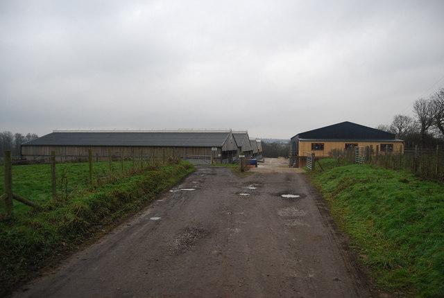 Barns, Vexour Farm