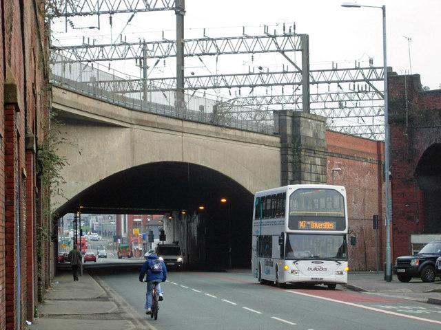 Fairfield Street, Manchester