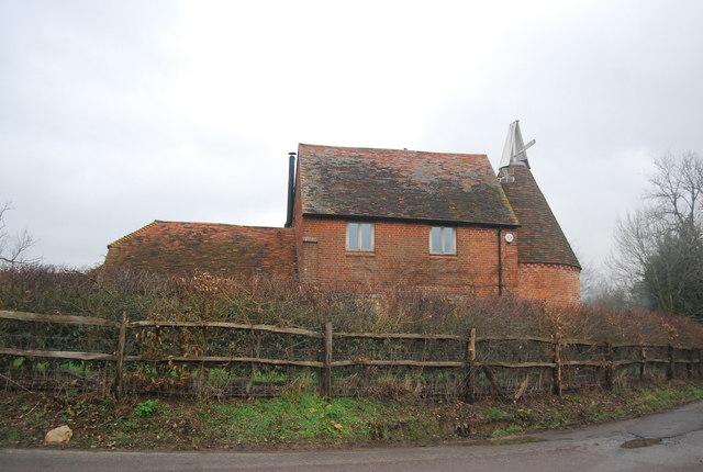 Vexour Oast house