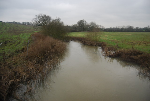 River Eden upstream from Vexour Bridge