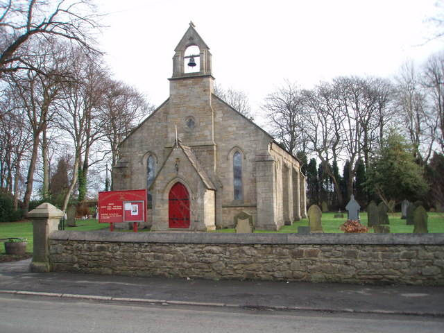 Church of St Peter the Apostle, Byers Green