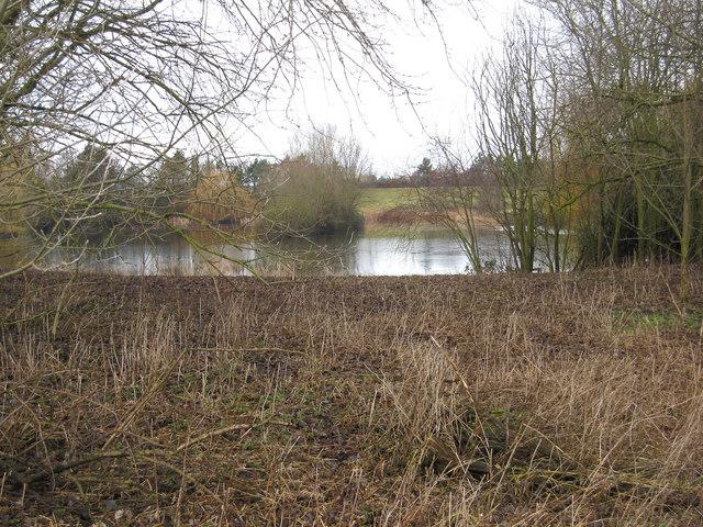 Lake by A141