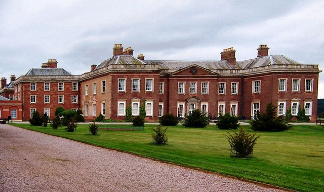 Holme Lacy House