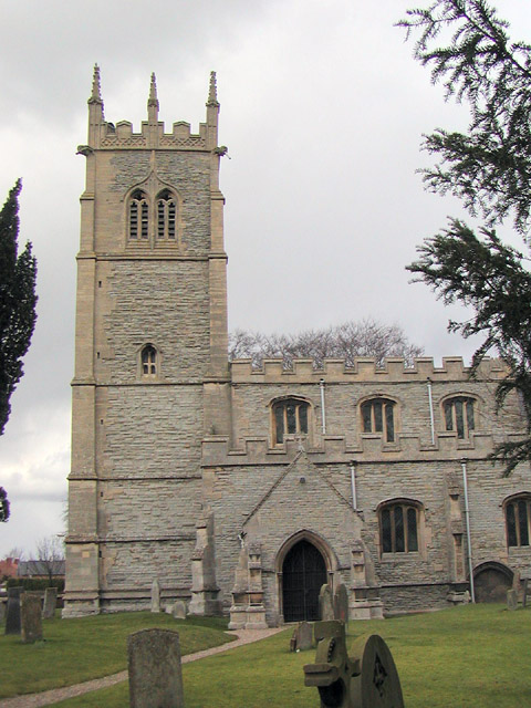 All Saints Church, Hawton