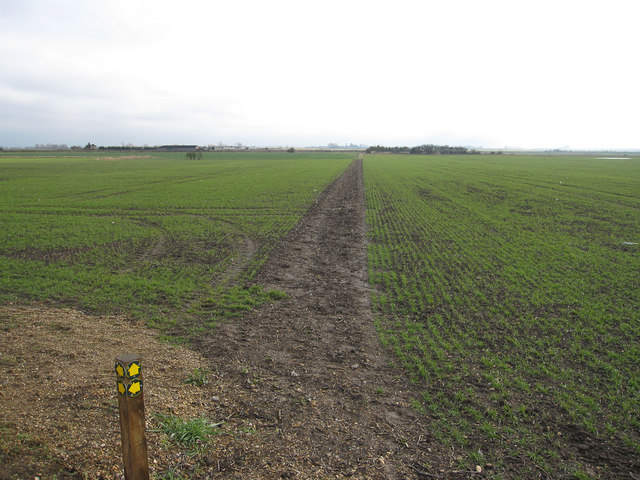 Footpath to Block Fen