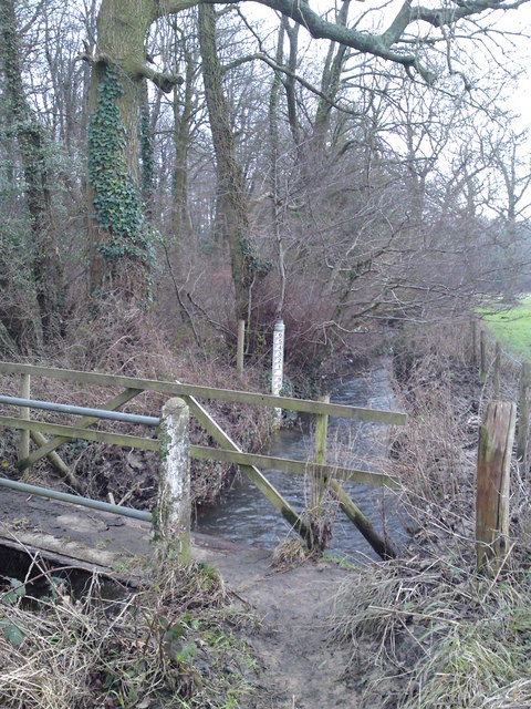 Pitymoor Lane path to Hookheath farm