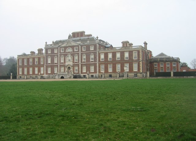 A grey day at Wimpole