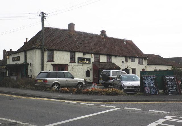 The Bathpool Inn, Bridgwater Road, Taunton