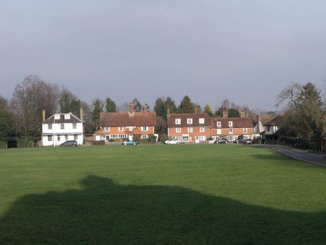 The Green at Benenden, Kent