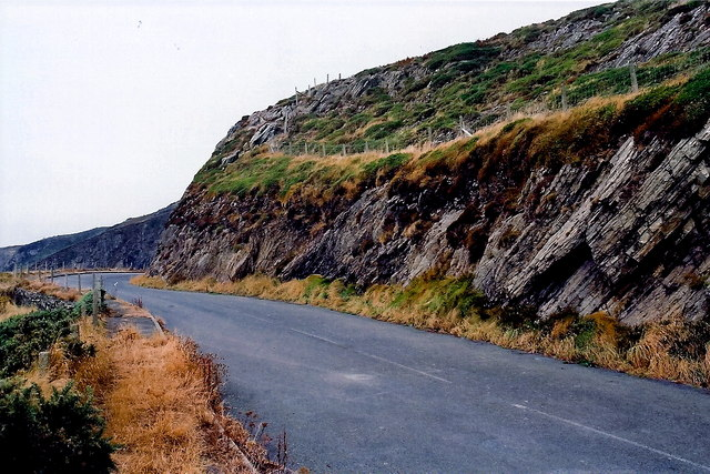 Douglas - Marine Drive - Hillside at southwest  end
