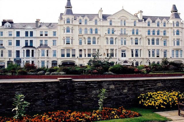 Douglas - Harris Promenade - Sefton Hotel