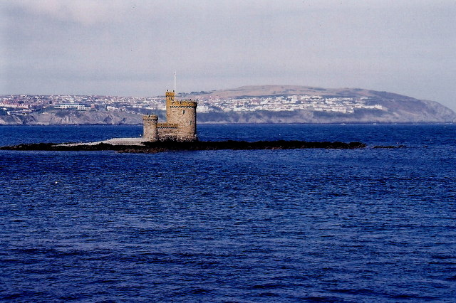 Douglas - Tower of Refuge and Onchan Head