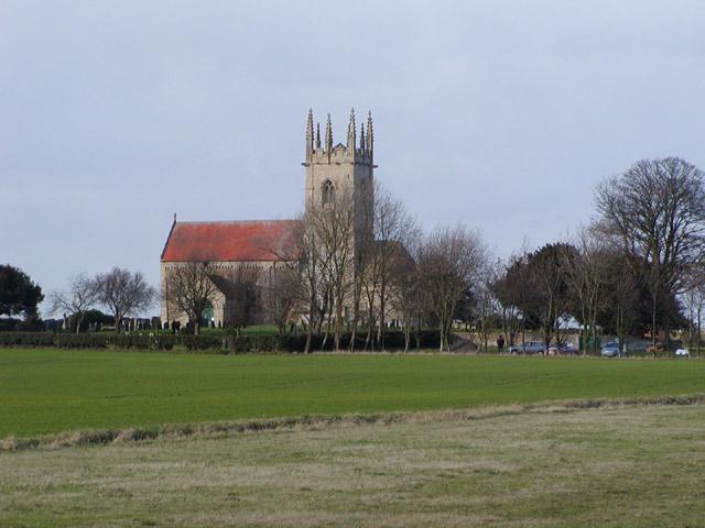 St. Andrew's, Sempringham