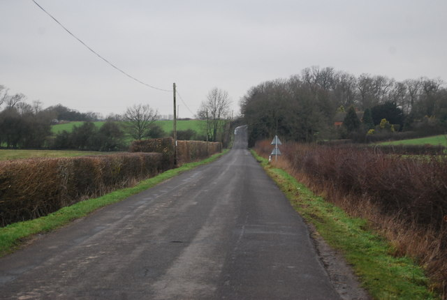The road north from Vexour Bridge