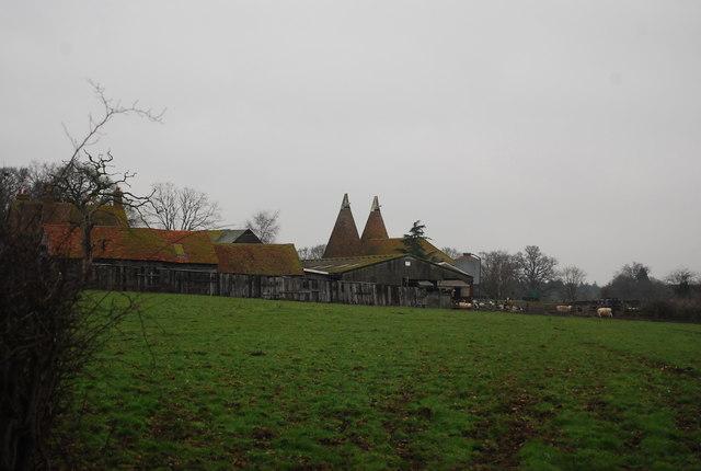 Beckett's Oast & Beckett's Farm