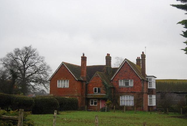 Farmhouse, Beckett's Farm