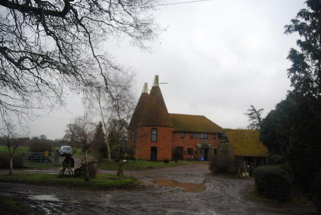 Beckett's Oast, Beckett's Farm
