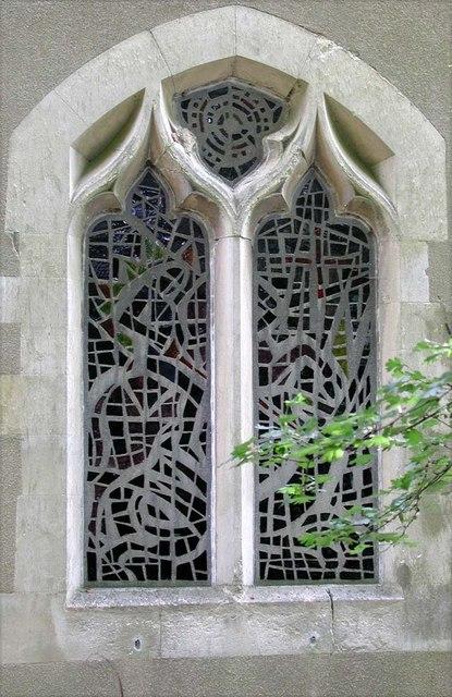 All Saints, Harrow Weald, Middlesex  - Window