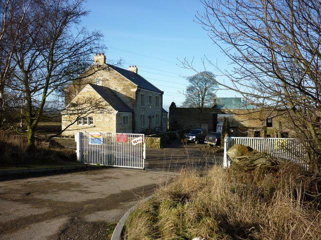 Hill Farm, Temple Normanton