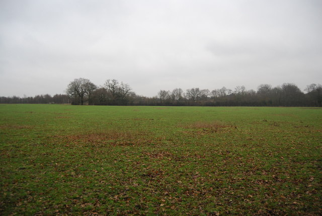 Fields near Beckett's Farm
