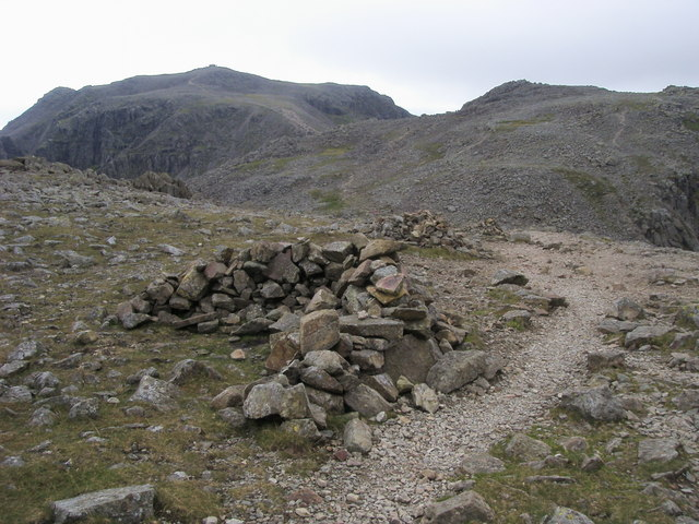 Crossing Ill Crag
