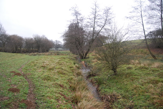 Small stream west of the B2176