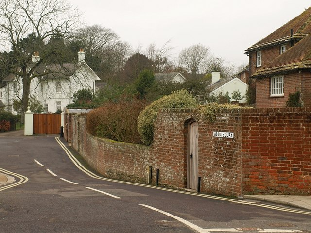 Abbot's Quay, Wareham