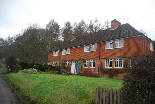 Council Cottages, Station Hill, Moorden