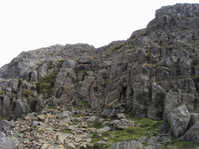 Nearing Glaramara
