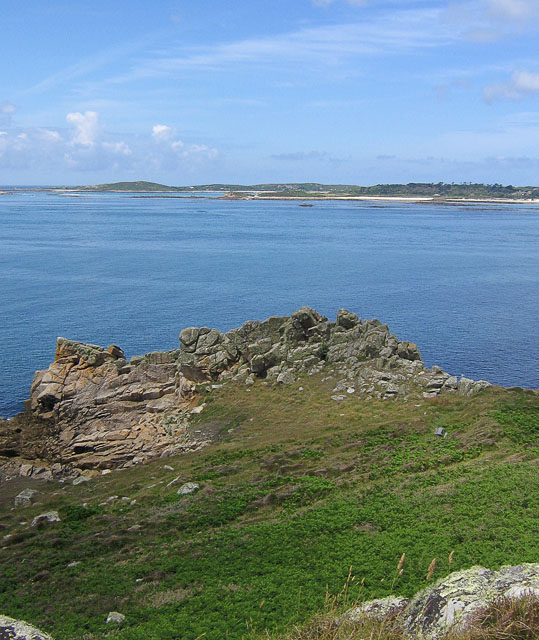 Carn Morval Point, St Mary's, Scilly