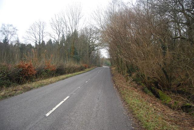 B2176, Station Hill, to Penshurst