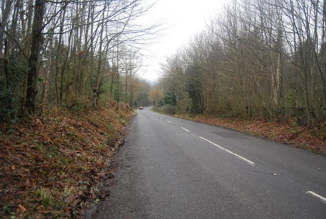B2176 to Chiddingstone Causeway