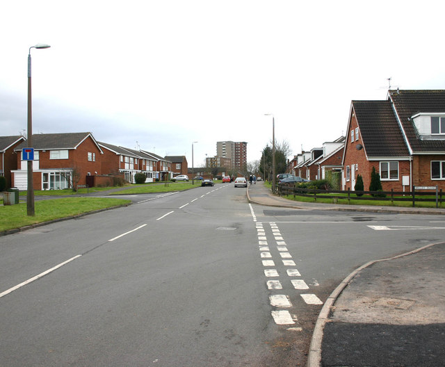 Parklands Avenue, Lillington