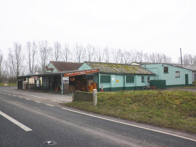 Somerset Levels basket and craft centre, Burrowbridge
