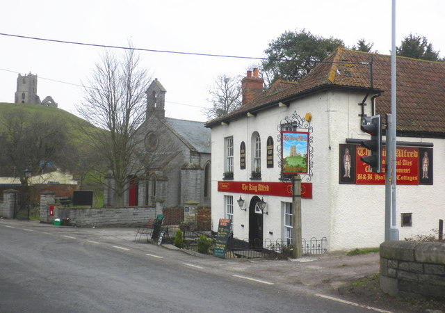 The King Alfred, Burrowbridge