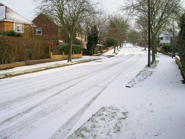 St Andrews Road, Lillington