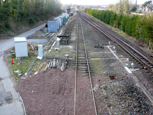 Railway in Dorchester