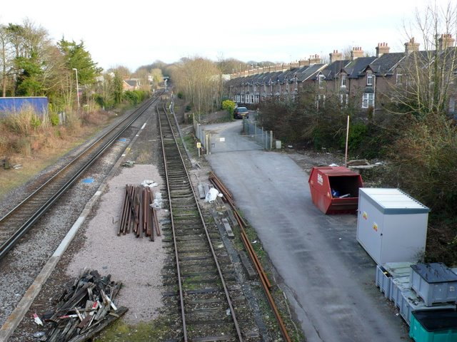 Railway in Dorchester