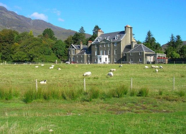 Lochbuie House, Isle of Mull