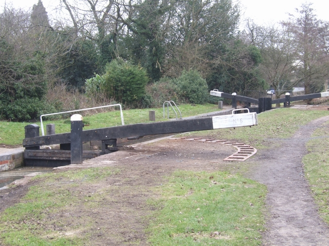 Lapworth Locks - Lock No 5