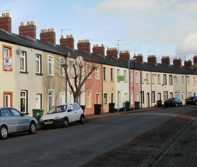Jenkins Street, Newport