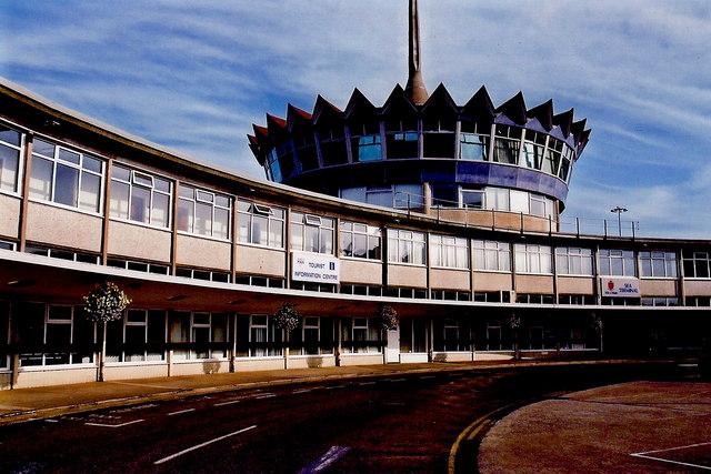Douglas Harbour - Sea Terminal