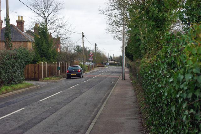 Plough Road, Smallfield