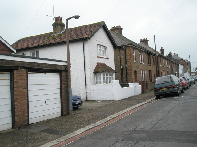 Houses in Spencer Street