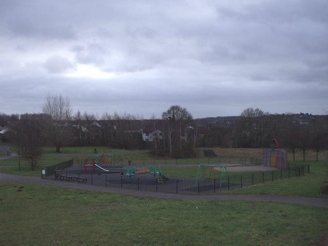 Children's play area, Pentwyn, Cardiff