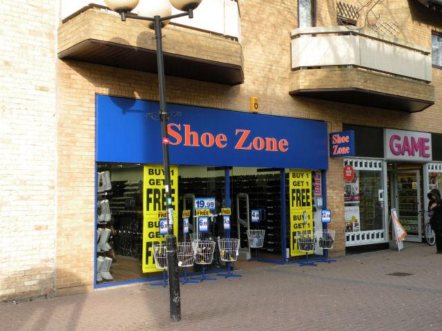 Shoe Zone Store Locator