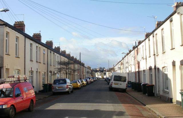 Dewstow Street, Newport
