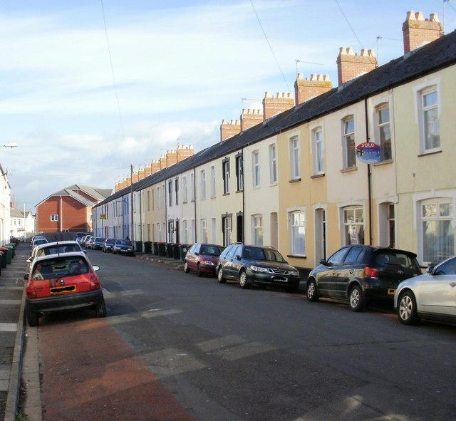 Oakley Street, Newport
